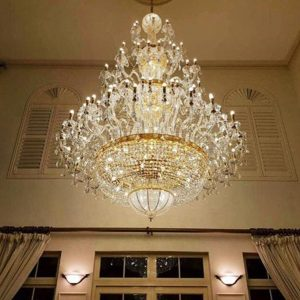 Crystal Maliar Chandelier